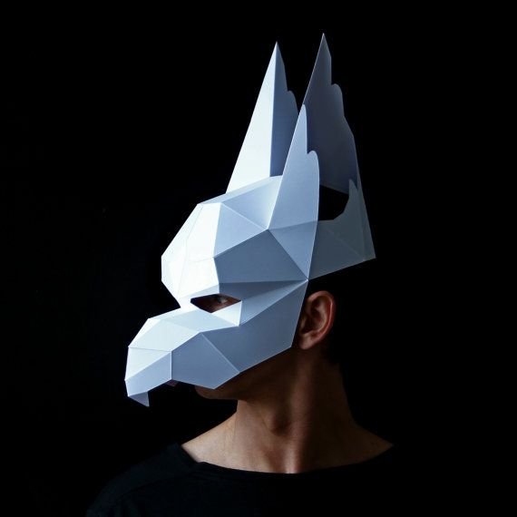 GRIFFIN Mask - Build your own mythical creature mask with this Low ...