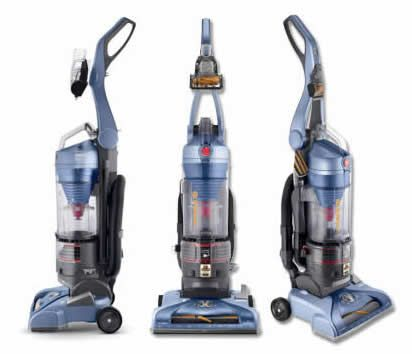 Hoover WindTunnel T Series Pet Rewind Bagless Upright Vacuum Purchased Has