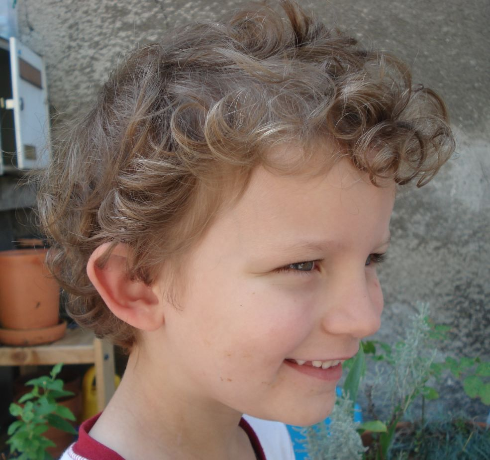 Hairstyles For Little Boy | boys hairstyles | Pinterest | Boy ...