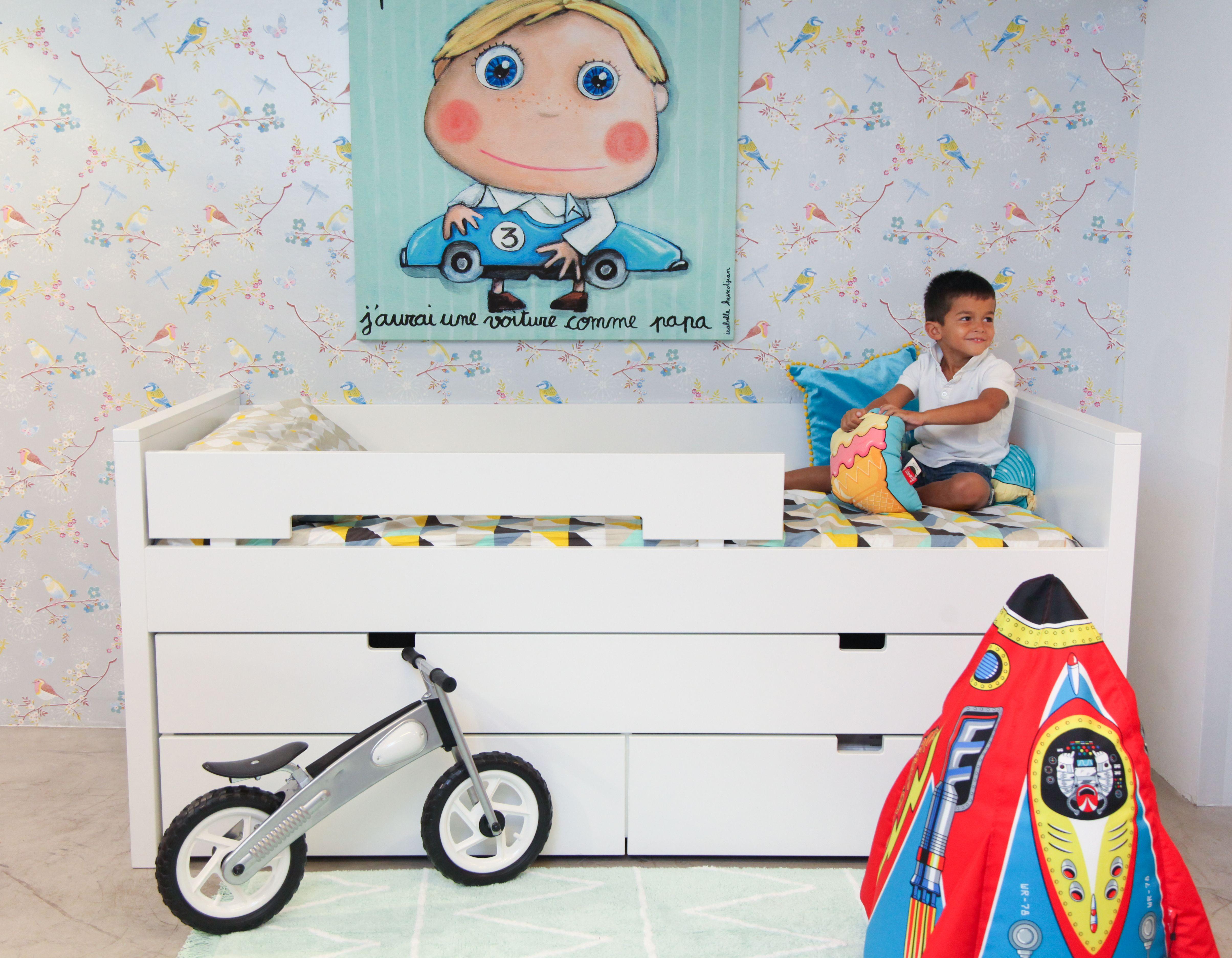 Habitaci n infantil habitaci n de ni o decoraci n - Decoracion habitacion nino ...