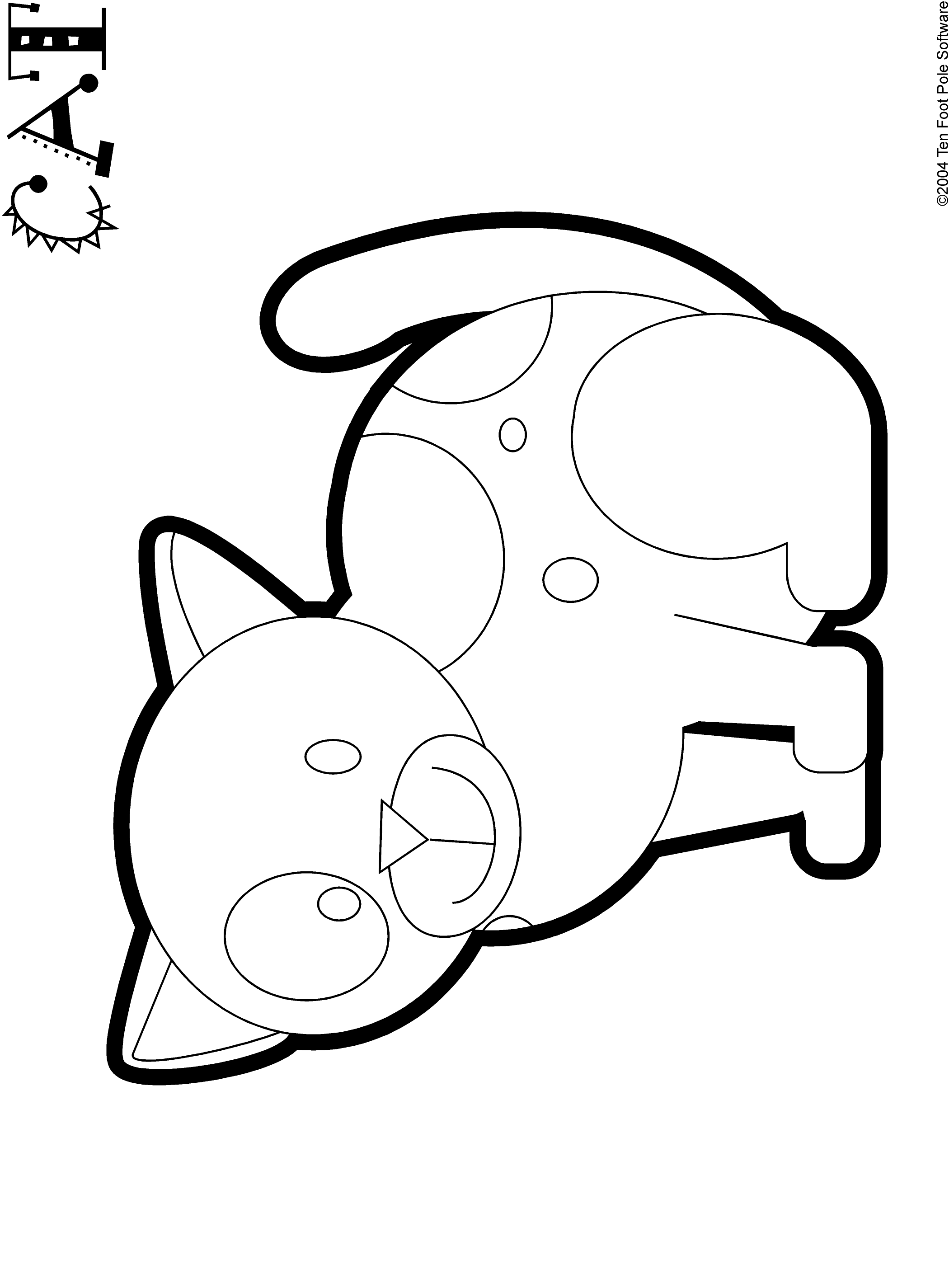 Coloring book software - Coloring Book Pages