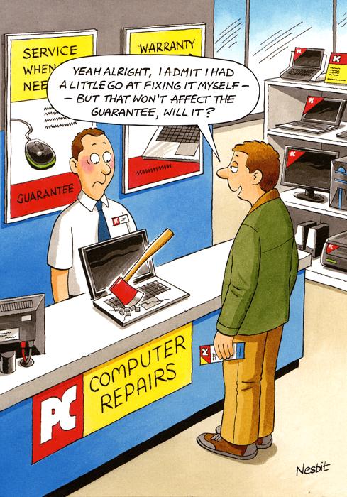 Computer Repairs in 2020 Funny birthday cards, Computer