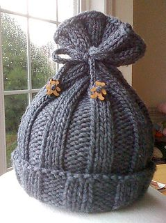 0c54e220fff A simple hat for a newborn baby. There are no decreases