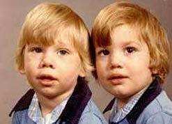 Ashton Kutcher And His Twin Brother Michael Too Freakin Cute