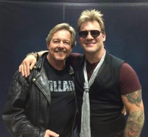 Chris Jericho & Roddy Piper