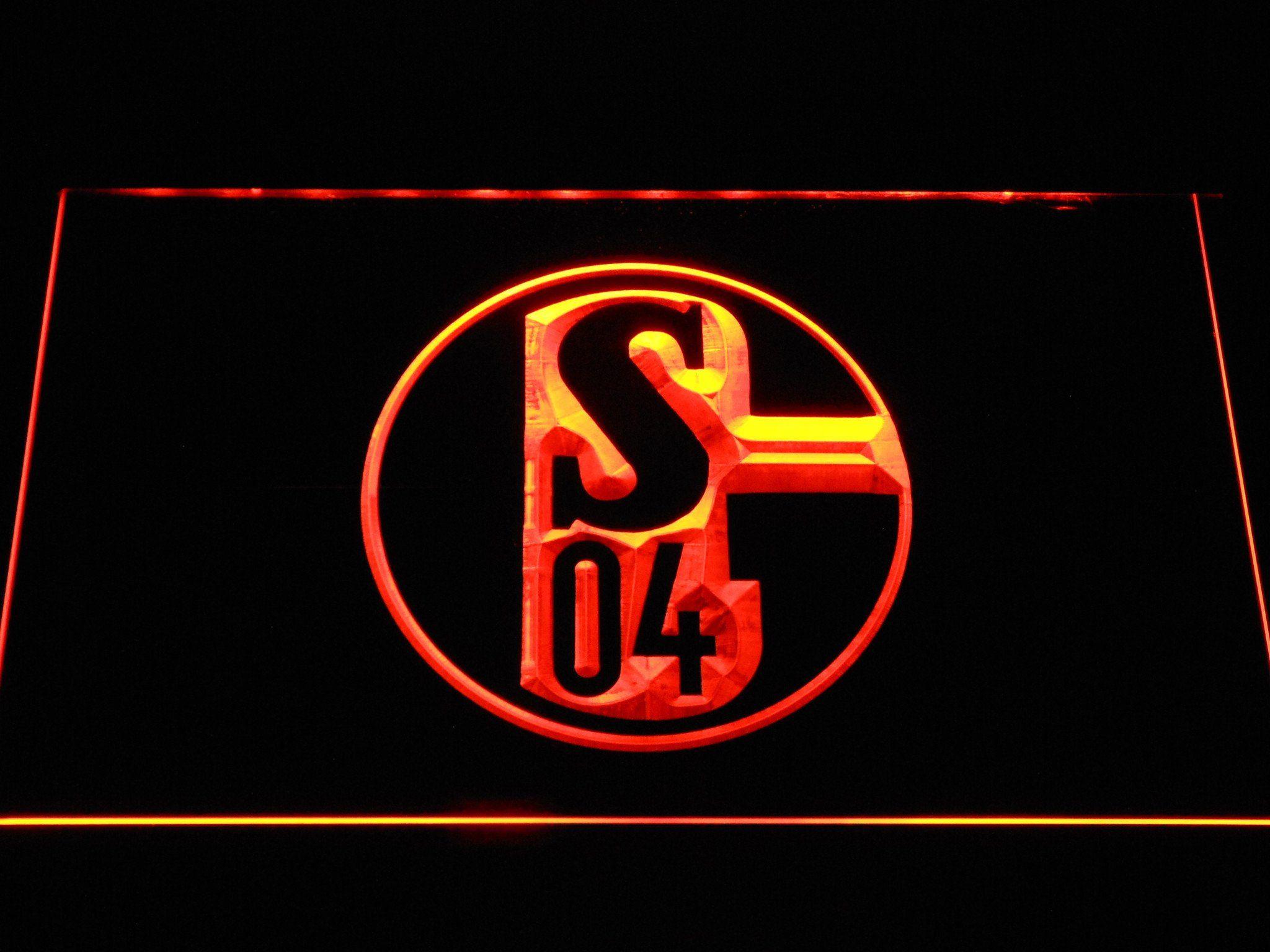 Fc Schalke 04 Led Neon Sign Schalke 04 Und Schalke