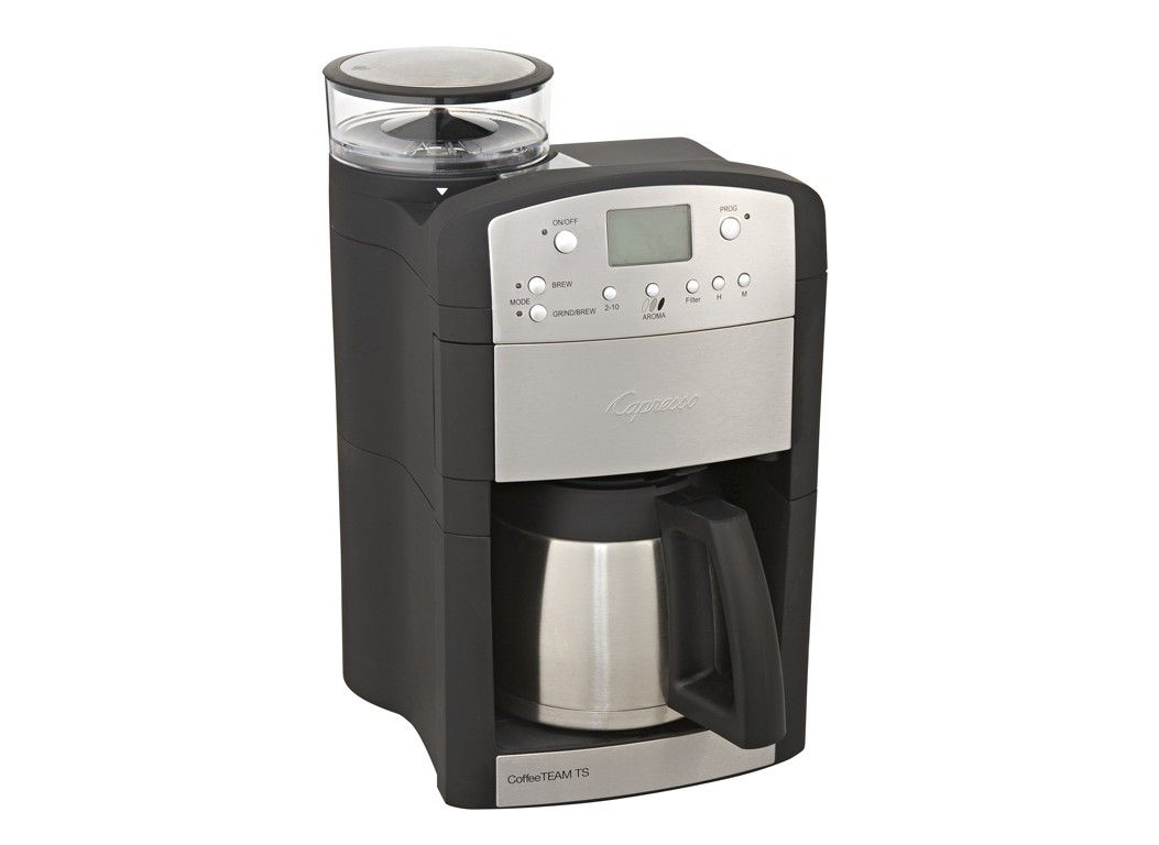 Capresso Coffeeteam Ts465 Information From Consumer Reports Capresso Coffee Maker Coffee