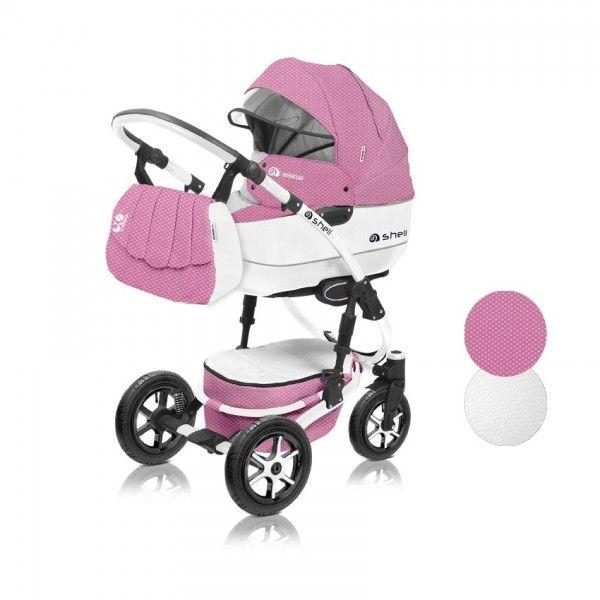 Babyactive Shell Eko Multifunkciós Babakocsi  e39e7d0fa1