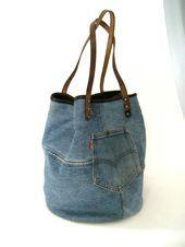 Todas las categorias | Etsy DE Leather Jeans Shopper Esta imagen tiene 253 repines …