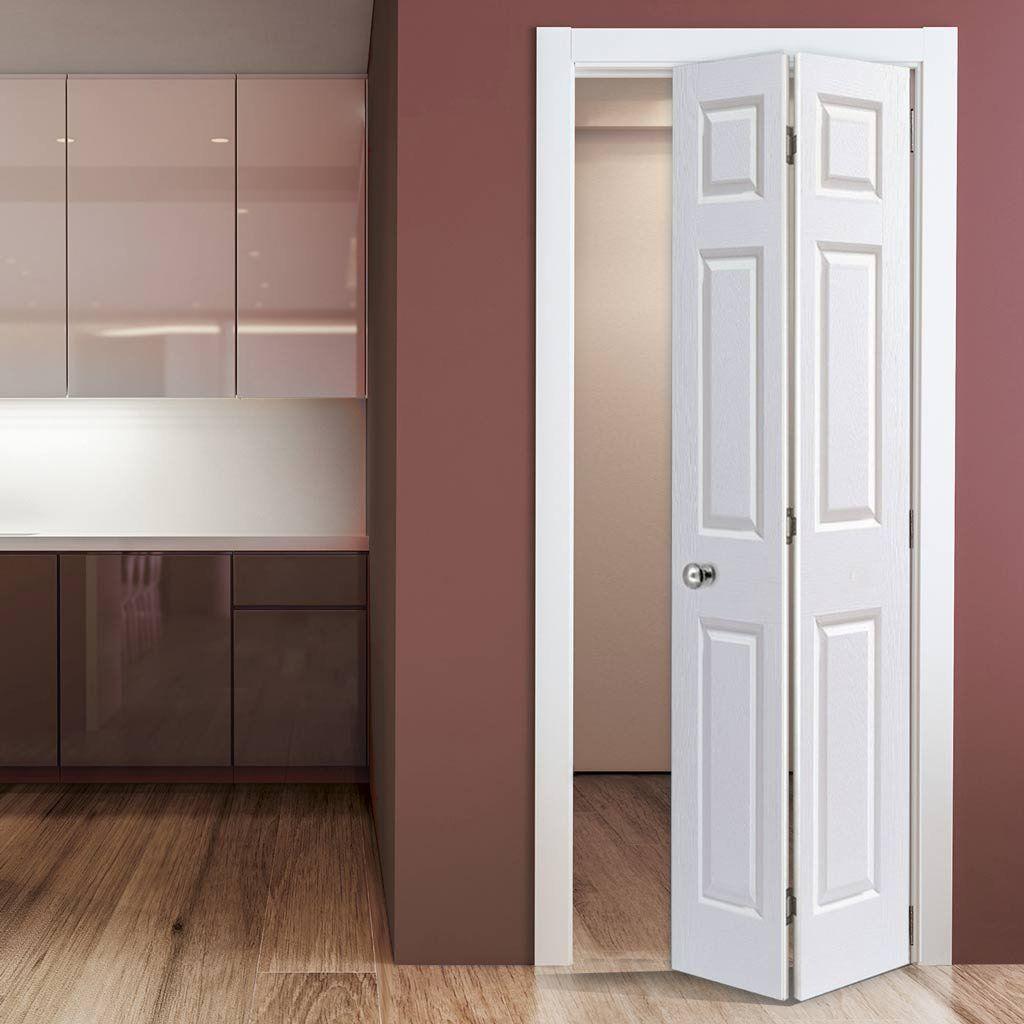 Internal Bi Fold Doors, Colonist Bi-fold | JB Kind Panel Doors