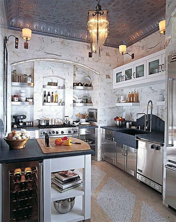 Bistro Kitchen Decor: How to Design a Bistro Kitchen - Decoist