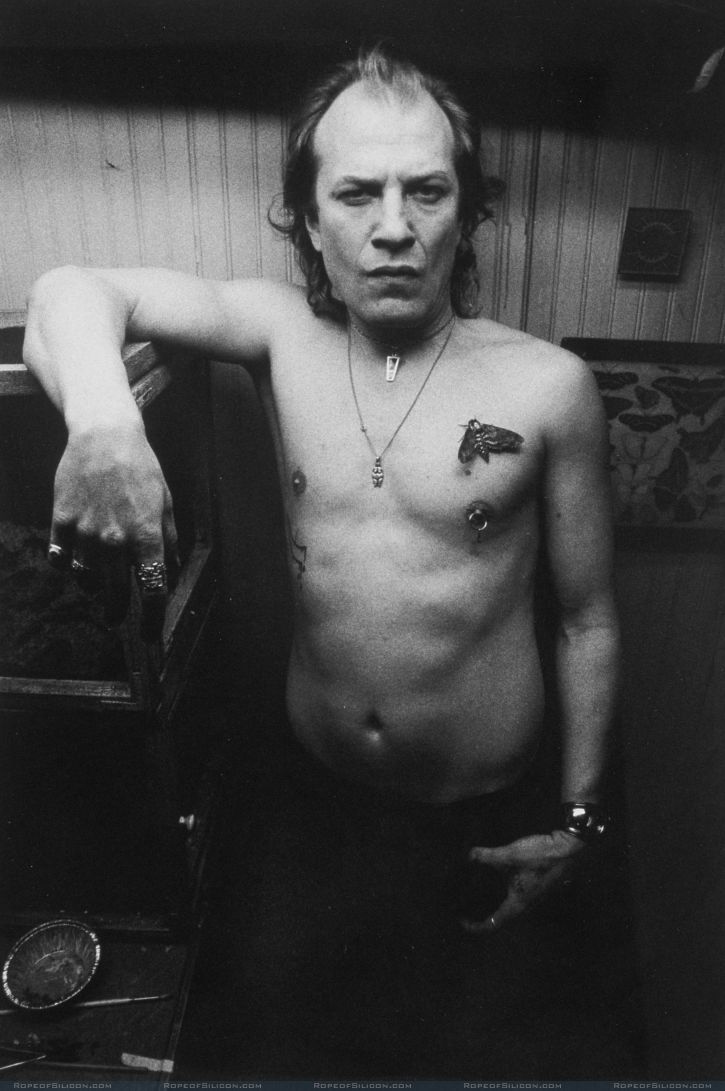 Ted Levine Young