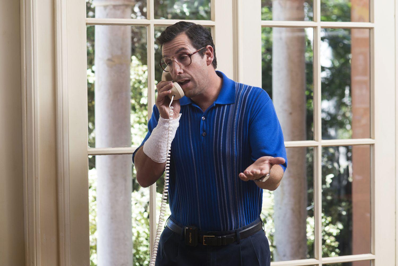 Adam Sandler Netflix Halloween Movie Cast Includes Kevin