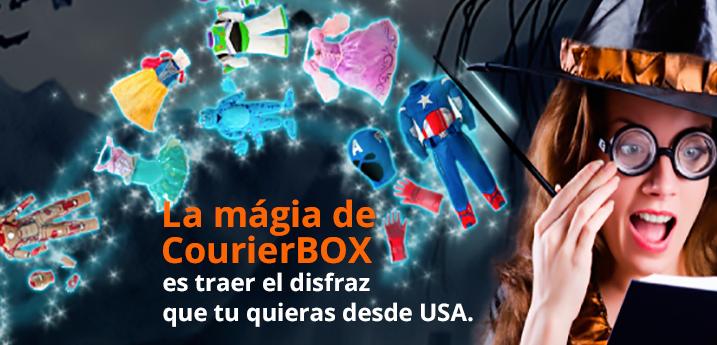CourierBOX  ¡LA MAGIA DE COURIERBOX! - http://www.courierbox.com/