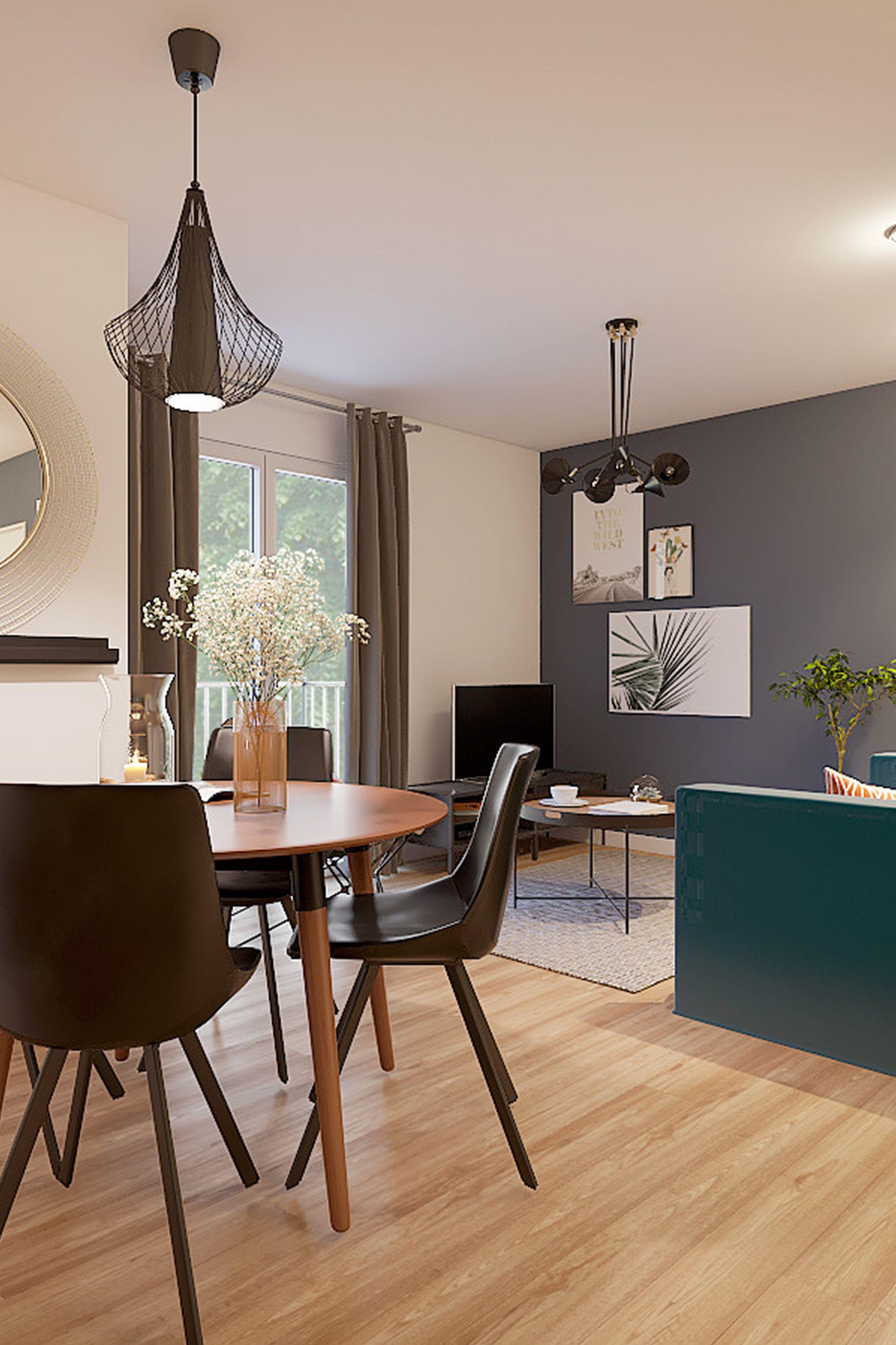 BATTLE DÉCO 1 : Décorer un appartement neuf – Blog Rhinov