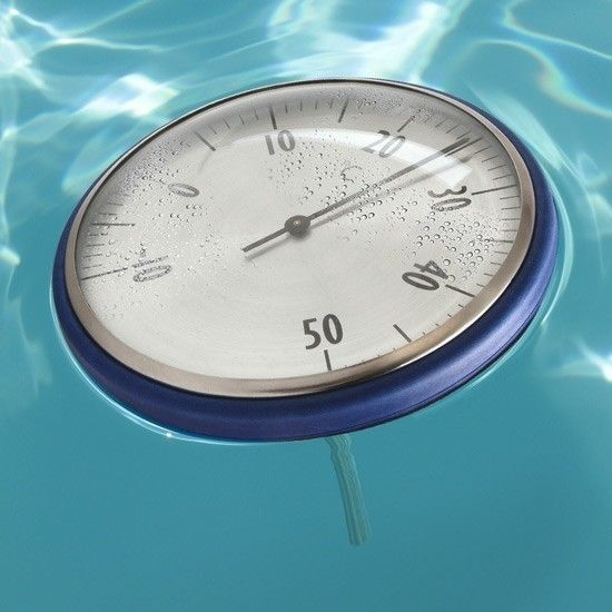 Pool Thermometer Professional Swimming Pool Jacuzzi Stainless Steel Water New Http Www Ebay Co Uk Itm Pool T Professional Swimming Swimming Pools Round Pool