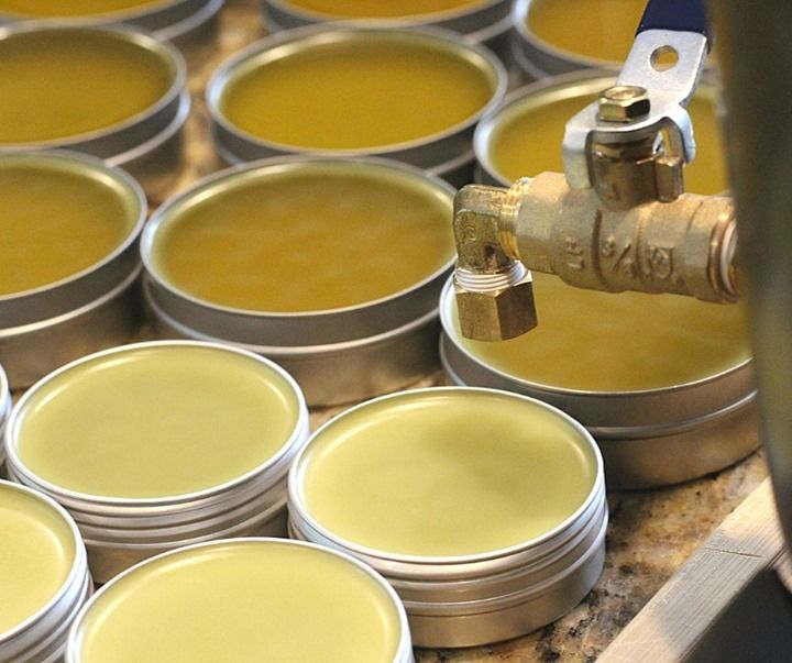 At wayward chickadee we prepare all our products by hand