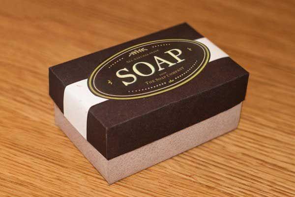 Soap Packaging Ideas ~ neat :)
