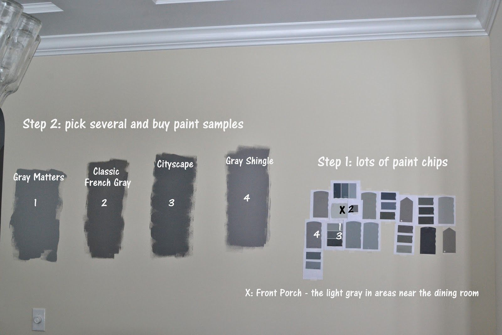 Sherwin Williams Gray Matters Paint Images Shades Of Medium