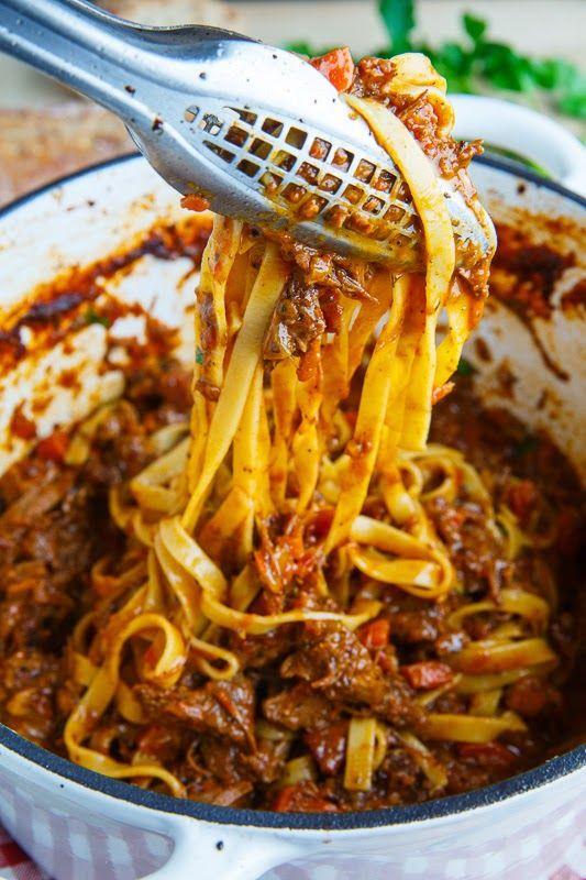 Short-rib Bolognese | Recipe | Pasta sauces, Beef short ribs ...