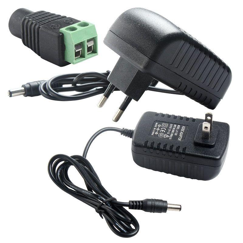 Ac100 240v dc 12 volts 2a alimentation adaptateur led ac100 240v dc 12 volts 2a alimentation adaptateur led transformateur connecteur femelle pour led light stripsled aloadofball Image collections