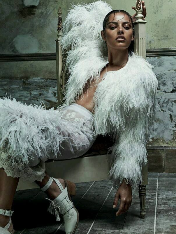 Feather editorial