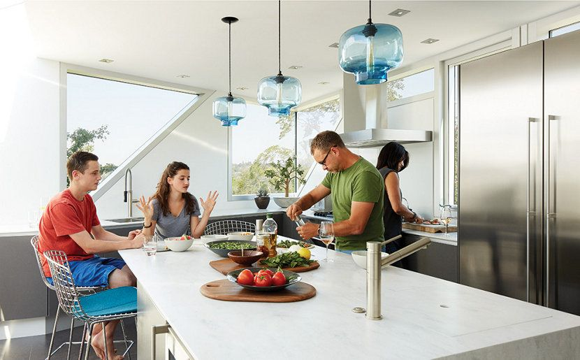 17 Best images about Kitchen Lighting on Pinterest | Toronto, Modern kitchen  lighting and New york