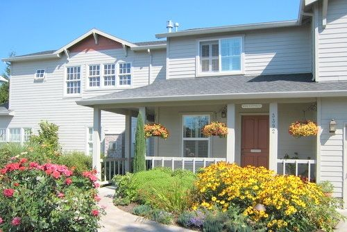 Rose Cottage Bed Breakfast Portland Oregon 3 This Is A