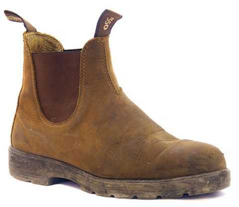 561 The Leather Lined in Crazy Horse Brown. Australian BootsBlundstone ...