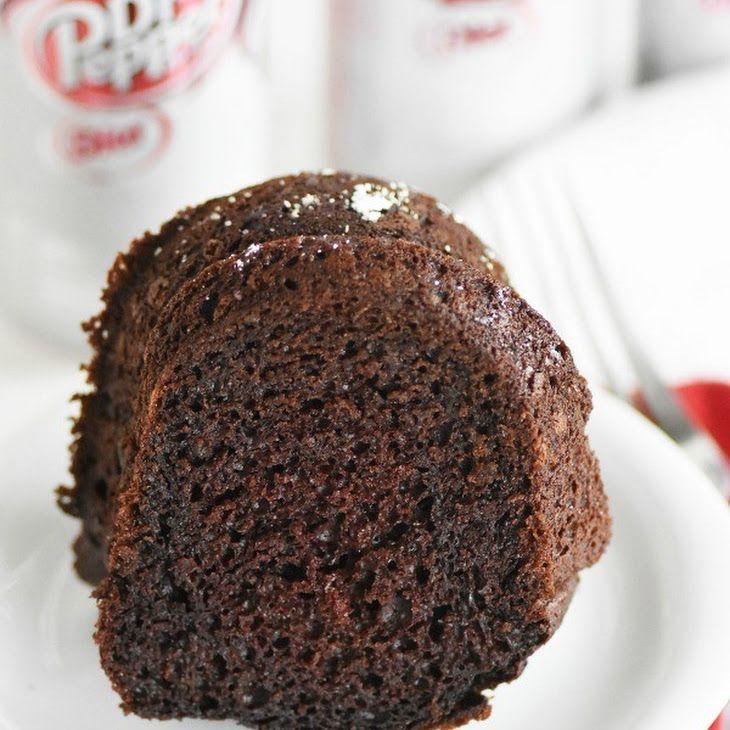 Diet dr pepper chocolate cake recipe yummly recipe