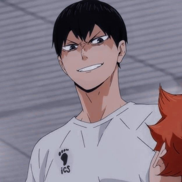 Photo of kageyama icon ῾ ᵎ⌇ ╭┈───©?????????    ???????