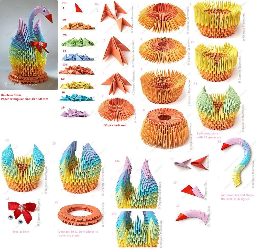 Jaysuzuli Uploaded This Image To 3d Origami Diagram Animal See Diagrams The Album On Photobucket