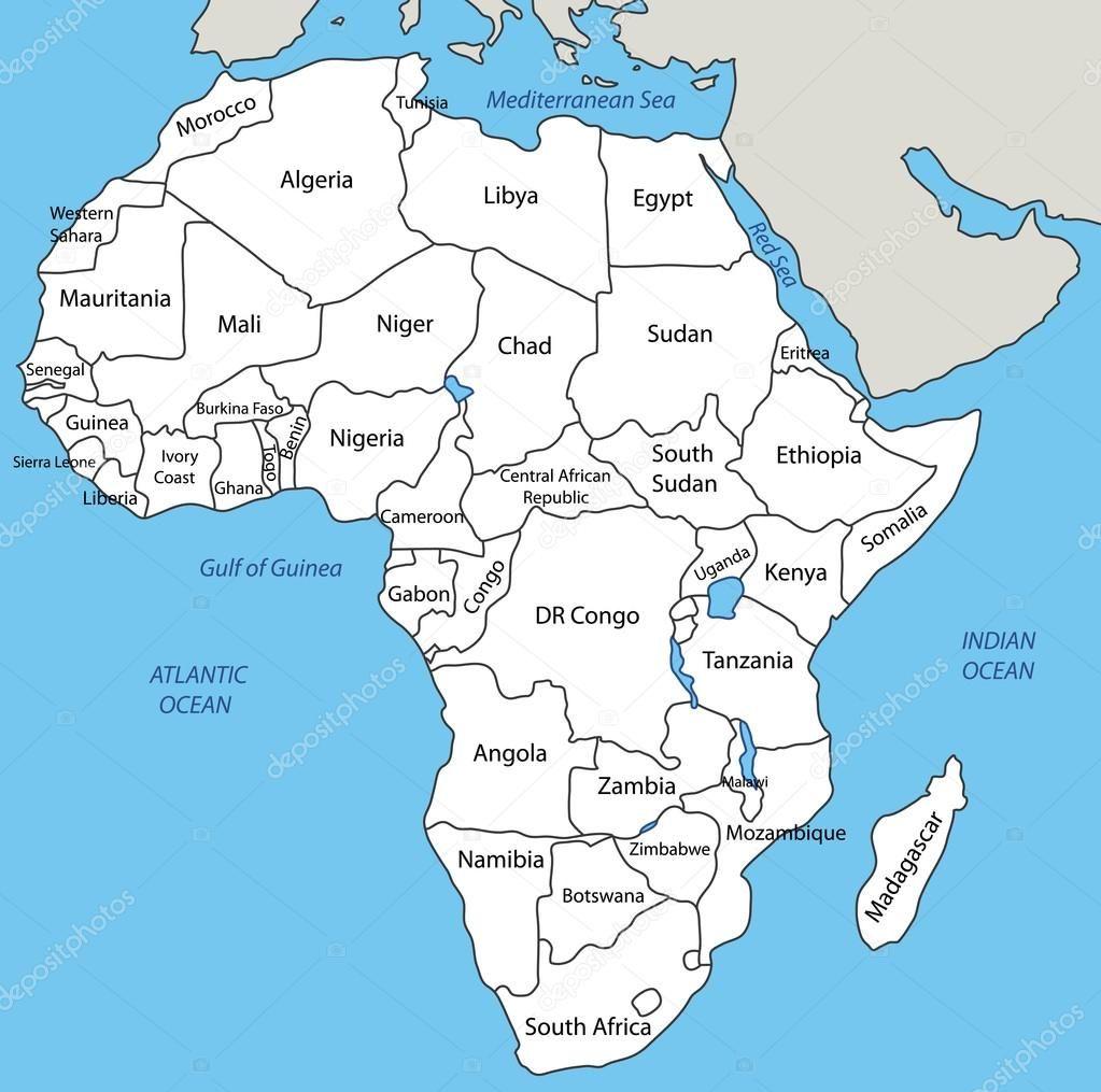 mapa de africa Resultado de imagen para MAPA AFRICA | MAPA AFRICA | Pinterest  mapa de africa