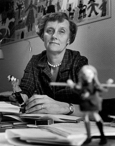 Astrid Lindgren Unsere Namensgeberin Schulportal Hilden