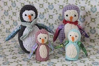 TUSINDFRYD: DIY - Pingvinfamilie