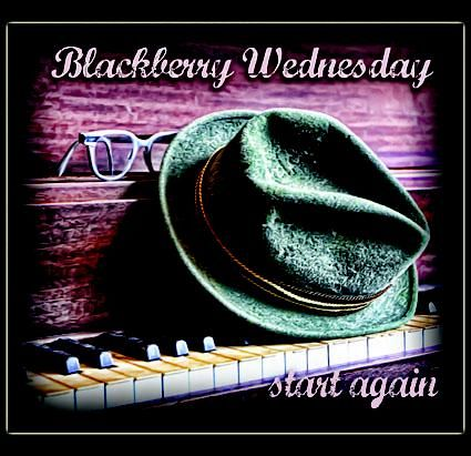 Memphis Album Art - Blackberry Wednesday!
