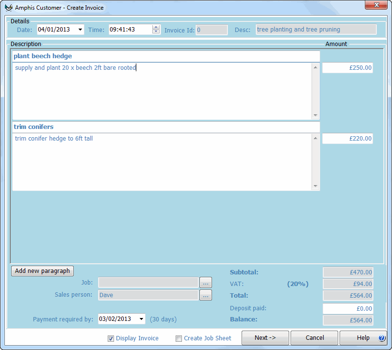 Invoicing Software Windows Contacts And CRM Pinterest Software - Invoice software windows