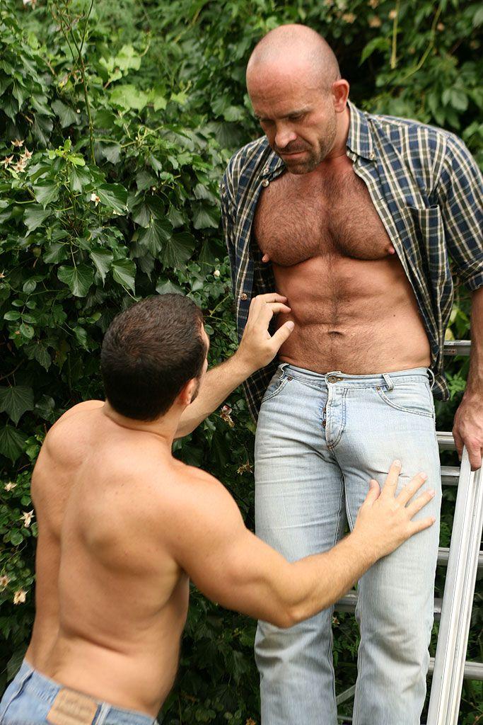 Gay blow job party
