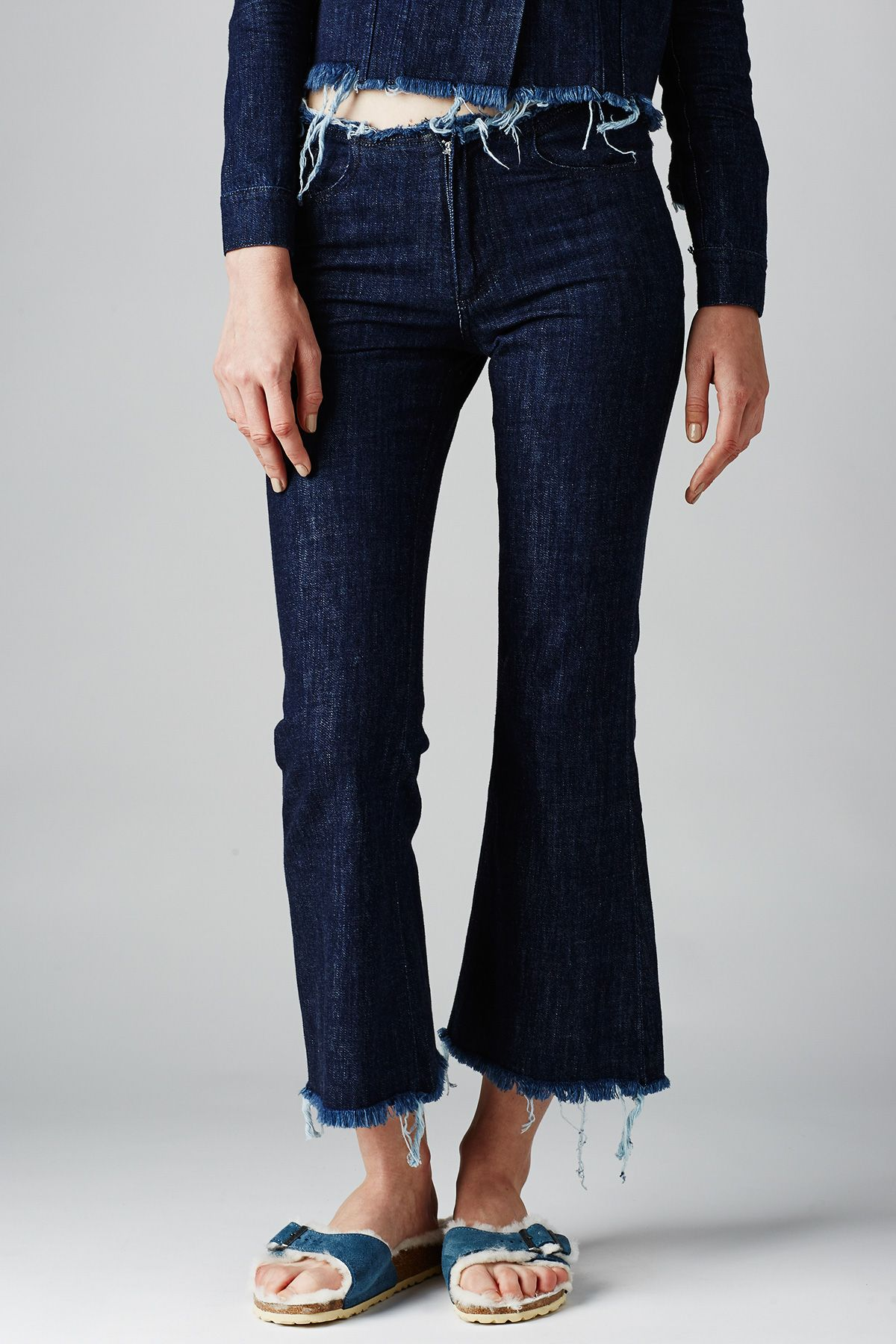 capri jeans Marques Almeida Cheap Sale Looking For CZSOqIo0