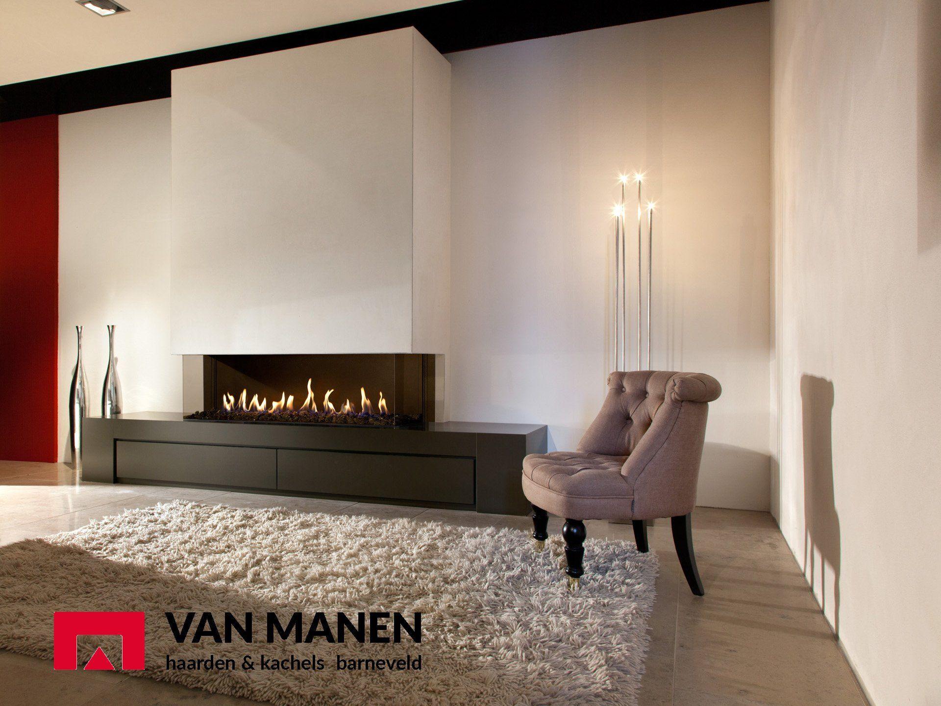 Kalfire G13037S Gashaard  Van Manen Haarden & Kachels Gas