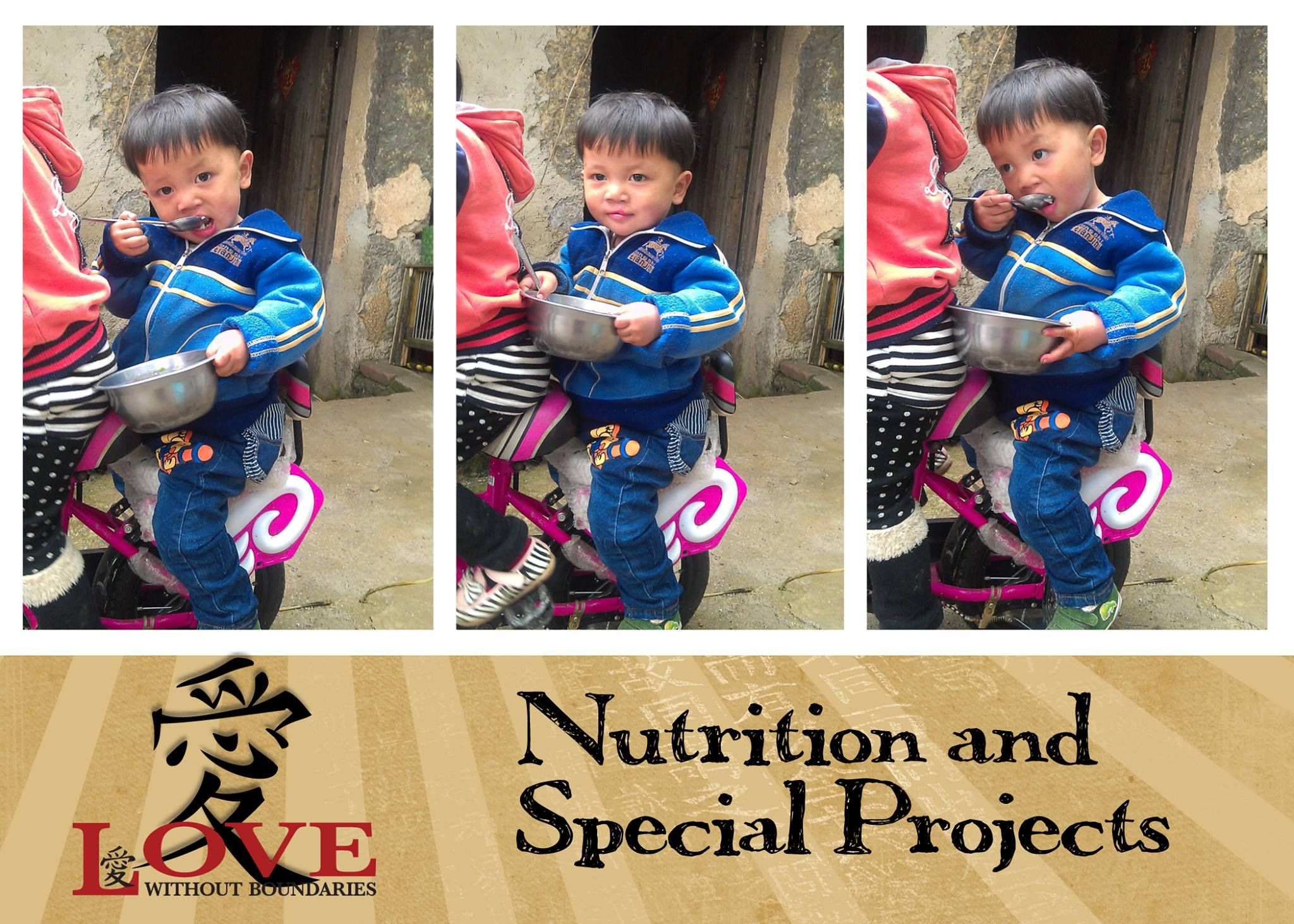 Nutrition On The Go Thanks To Lwb S Nutrition Program Joel