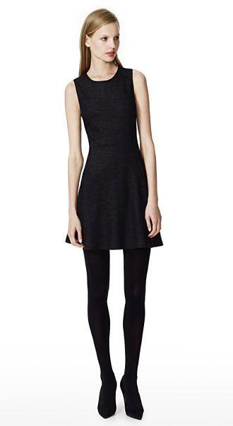 Theory Nikay Stretch A Line Dress Theory | A line dress