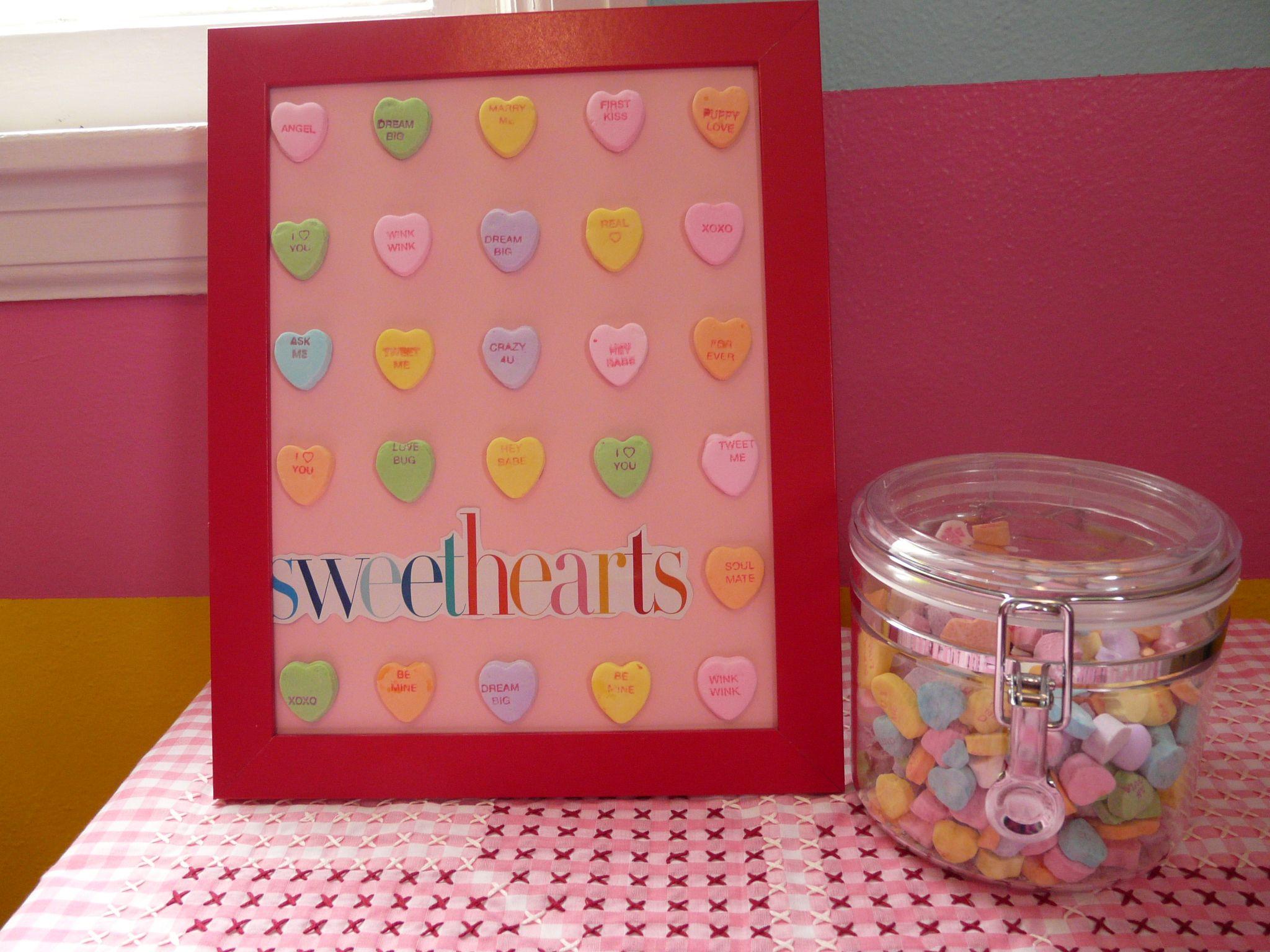 Simple Valentine's Day Art