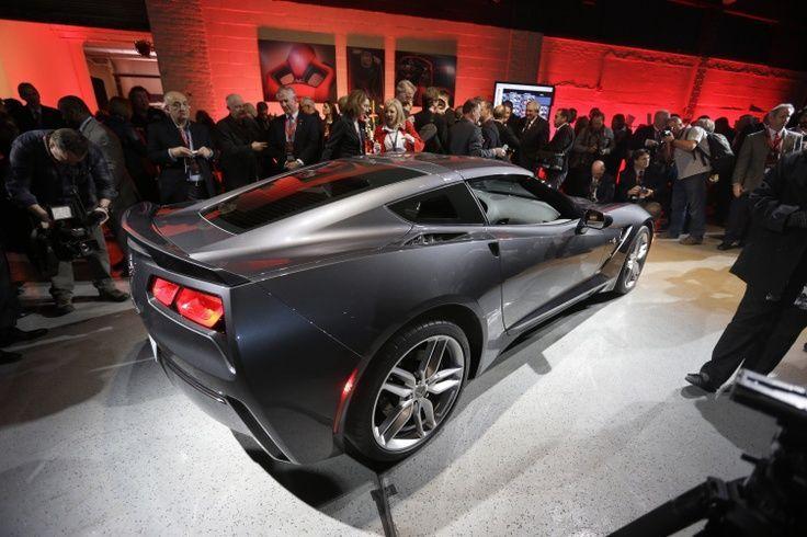 Check out the New Corvette 2014 stingray! www.etitleloan