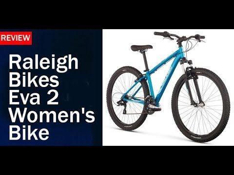 Raleigh Bikes Eva 2 Women S Bike Review Unboxing Raleigh