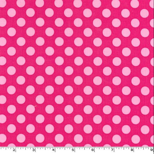 One 1 Yard  Ta Dot Confections Pink by Michael by ShuShuStyle, $9.95  https://www.etsy.com/listing/189808650/one-1-yard-ta-dot-confections-pink-by?ref=listing-6