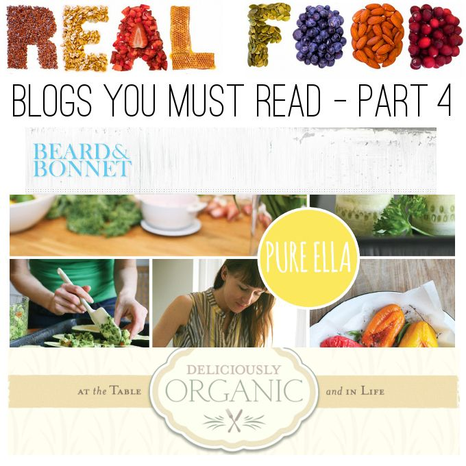 Real food blogs you must read part 4 the clean dish living well real food blogs you must read part 4 the clean dish forumfinder Gallery