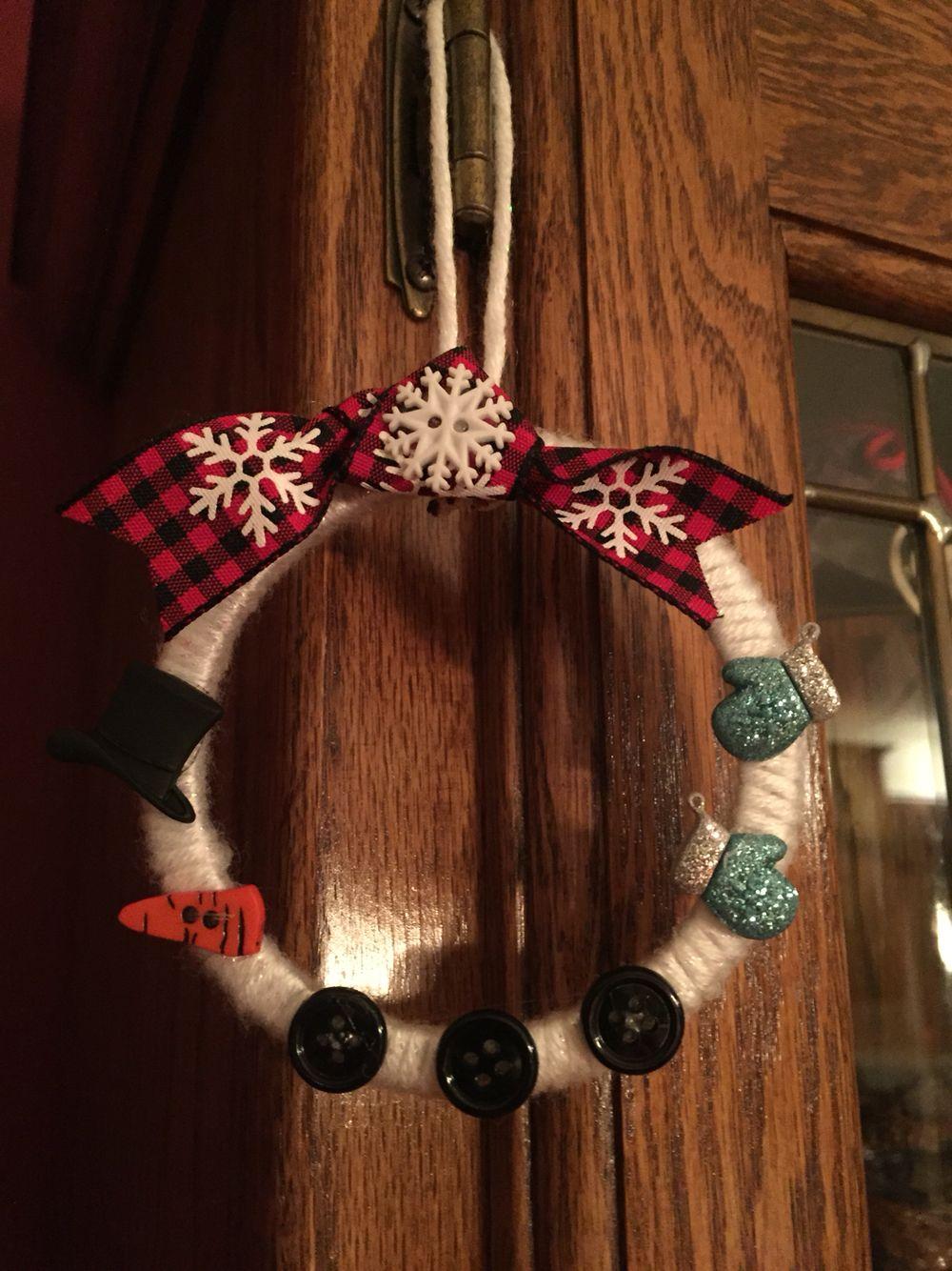 Melting Snowman ornament Snowman ornaments, Diy crafts