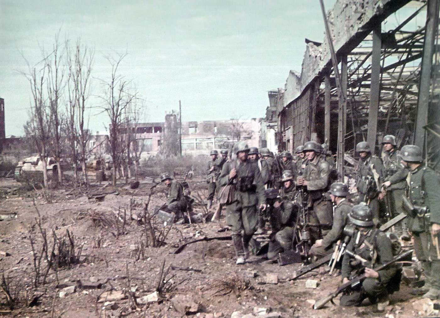 Review Stalingrad Antony Beevor Battle Of Stalingrad Wwii