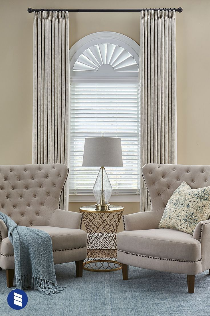 Window covering ideas  drapery ideas  click pic for various window treatment ideas